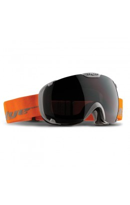 DYE Goggle T1 Solid Grey / Orange – Includes 1 Lense