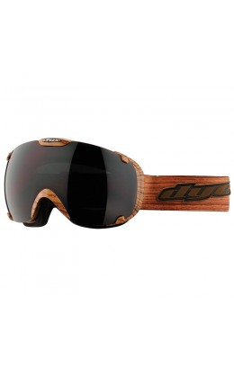 DYE Goggle T1 Graphic Woodie – Includes 2 Lenses