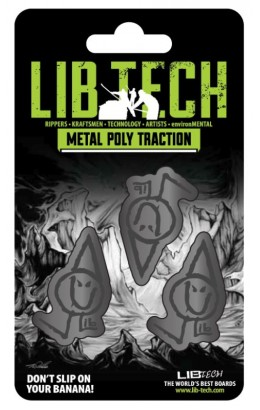 Lib-Tech Metal Poly Traction Stomp