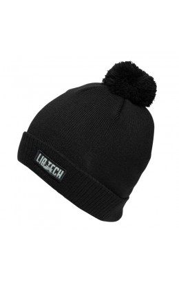 Lib-Tech Kraftsmen Pom Beannie Black 17/18
