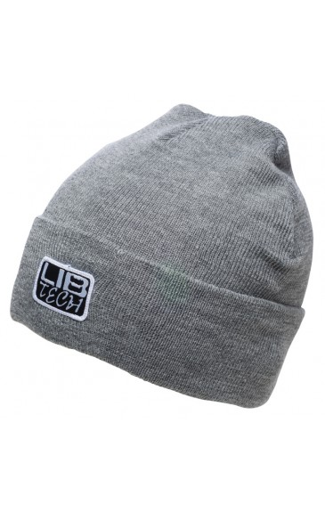 Lib-Tech Rider Beanie Grey 18/19
