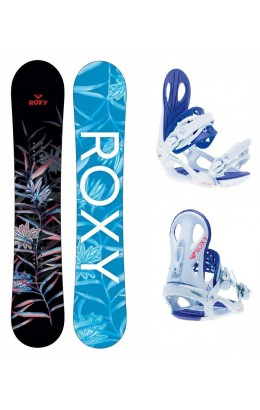 ROXY Wahine Camber Package Board & Binding 146 RXY 18/19