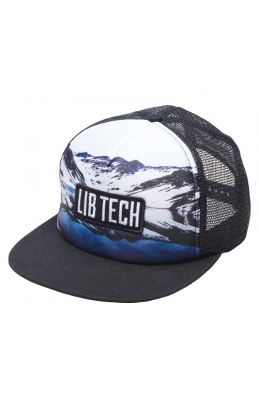 Lib-Tech Photo Trucker White 18/19