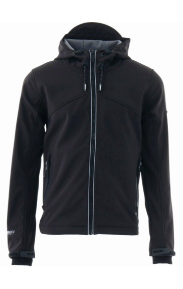 Surfanic Active Softshell Men's Black 18/19