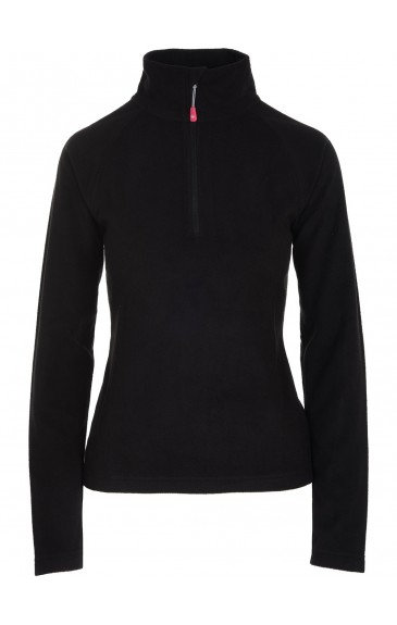 Surfanic Warm Womens Micro Fleece Black 18/19