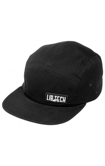 Lib-Tech Kraftsmen Cap Black