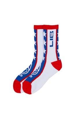 Lib-Tech Poly Sock Red 14/15
