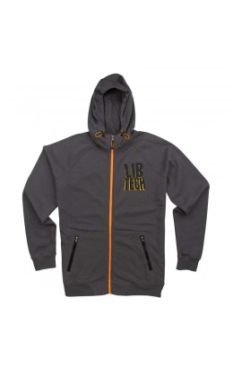 Lib-Tech Shelter Zip Hoodie Grey 14/15
