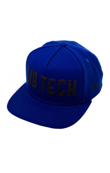 Lib-Tech Knockout New Era Hat Blue 16/17