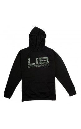 Lib-Tech Foundation Pullover Black 16/17