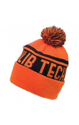 Lib-Tech Pom Beanie Orange 18/19