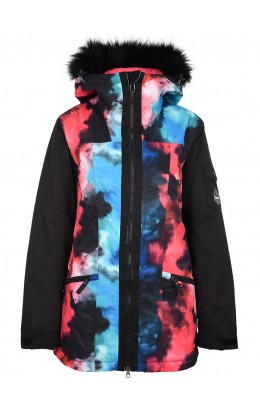 Surfanic Thorn Jacket Cloudburst Print 18/19