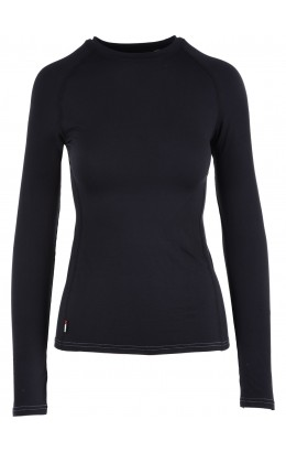 Surfanic Cozy Layer Women Crew Neck Black 18/19