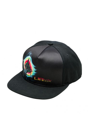 Lib-Tech Z-Tree Cap Black 19/20