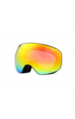 Aphex Explorer Goggle Matt Black / Ecran Revo Red