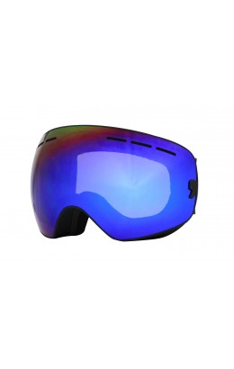 Aphex Krypton Goggle Matt Black / Revo Blue